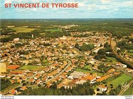 40 - SAINT VINCENT DE TYROSSE - VUE GENERALE SUR LA VILLE - Saint Vincent De Tyrosse