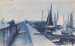 CPA - ILE DE NOIRMOUTIER Port De L'herbaudière - Ile De Noirmoutier
