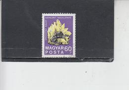 UNGHERIA  1969 -  Yvert  2057 - Minerali - Minerali