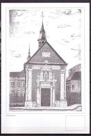 Belgie  -  Zele  ** 6 Max. Kaart  + Kaart Kouterkapel - 1200 Jaar Zele  ** - Maximum Cards