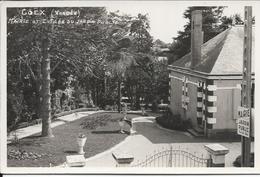 Coex La Mairie Et L' Entree Du Jardin Public Photo - Autres Communes