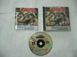 PLAYSTATION 1 PSP1 RESIDENT EVIL 1 PLATINUM  ITA - Sony PlayStation