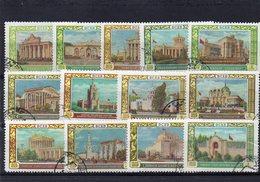 URSS 1956 O 1 VAL DEFECTEUX - Oblitérés