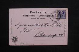 ALLEMAGNE - Carte Postale En Poste Privée En 1898 - L 23918 - Private