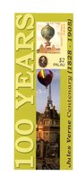 Palau 2005-Jules Verne, Ballon,tour Eiffel-yt B188***MNH - Mongolfiere
