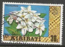 Kiribati. 1979 Definitives. 30c Used. SG 95 - Kiribati (1979-...)