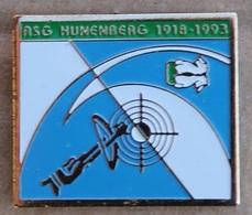 TIR A L'ARC - ARBALETE - CIBLE - RSG - HUNENBERG 1918 / 1993 - SCHWEIZ - SUISSE  -   (21) - Tir à L'Arc