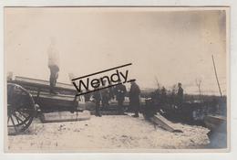 Harchovelette (Photo Originale Voir Scan - Oorlog 1914-1918) - Guerre 1914-18