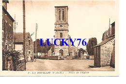 La Bouillie Place De L'eglise - Autres Communes