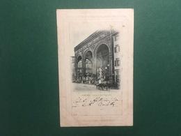 Cartolina Firenze - Loggia Dell'Orgagna - 1905 - Firenze