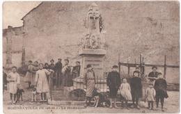 HOUDREVILLE (54) LE MONUMENT AUX MORTS. - Toul