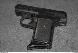 Pistolet Semi Auto 8 Mm - Armes Neutralisées