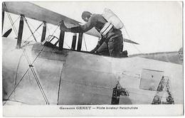 Georges GENET - Pilote Aviateur Parachutiste [16237] - Aviateurs