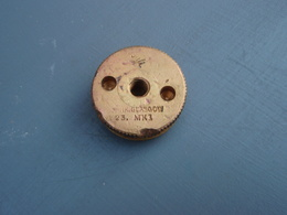 Bouchon De Grenade Anglaise 14/18 7/16 N° 23 MK1 GLASGOW - 1914-18