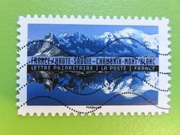 Timbre France YT 1362 AA - Année Internationale Du Tourisme Durable - Mont-Blanc - Chamonix (France) - 2017 - Adhesive Stamps