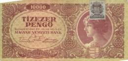 10.000 Pengo Banknote Ungarn 1945 - Ungarn