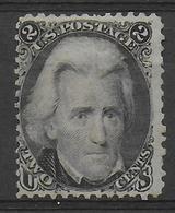 USA - YVERTT N° 27 * MH  - COTE = 300 EUR - - Unused Stamps