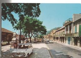 SCALETTA ZANCHEA,PIAZZA STAZIONE,PANORAMA.VIAGGIATA ..1976,F.G.-NM.752 - Messina