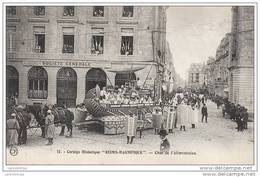 51 - REIMS MAGNIFIQUE / CHAR DE L'ALIMENTATION - Reims