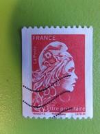 Timbre France YT 5256 - Marianne L'Engagée D'Yzeult - Lettre Prioritaire - Non Dentelé - 2018 - 2018-... Marianne L'Engagée