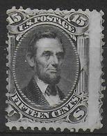 USA - YVERT N° 28 (*) SANS GOMME INFIME DEFAUT - COTE = 4000 EUR - - Unused Stamps