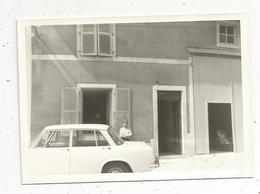 Photographie , 12.5 X 9 , Automobile - Automobiles