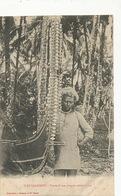 Iles Salomon Solomon  Proue D' Une Pirogue Salomonaise Edit Bergeret Nancy Undivided Back - Solomon Islands