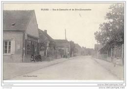 51 - PLEURS / RUE DE CONNANTRE ET DE FERE CHAMPENOISE - Andere Gemeenten
