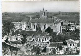 CP 10 X 15 Cm * En Avion Au Dessus De SAINT SAVINIEN L'Eglise ( Vue Aérienne ) - France