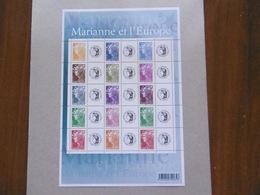 FRANCE 2008  F4226   MARIANNE ET L EUROPE   AVEC LOGO CERES   UXE NON PLIE - Mint/Hinged