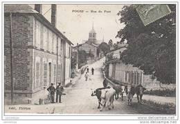 51 - POGNY / RUE DU PONT - France