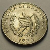 1973 - Guatemala - 10 CENTAVOS - KM 271.2 - Guatemala
