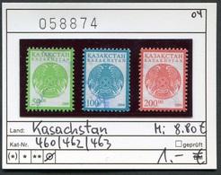 Kasachstan - Kazakhstan - Michel 460 + 462 + 463 - Oo Oblit. Used Gebruikt - - Kasachstan