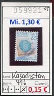 Kasachstan - Kazakhstan - Michel 496 - Oo Oblit. Used Gebruikt - - Kasachstan