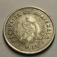 1995 - Guatemala - 10 CENTAVOS - KM 277.6 - Guatemala