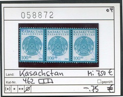 Kasachstan - Kazakhstan - Michel 462 3er Streifen - Oo Oblit. Used Gebruikt - - Kasachstan
