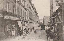 TOUT - PARIS : Rue Des Francs-Bourgeois. - Arrondissement: 03