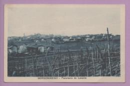 Borgomasino - Panorama Da Levante - Italia
