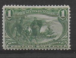 USA - YVERT N° 129 * MH -  COTE = 35 EUR - - Unused Stamps