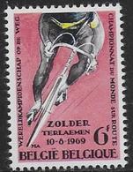 Timbres Neufs** Belgique, N°1498 Yt, Championnat Du Monde De Cyclisme Sur Route à Zolder - Nuevos
