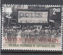 2018 Vote For Women - 1952-.... (Elizabeth II)