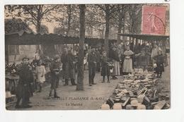 NEUILLY PLAISANCE - LE MARCHE - 93 - Neuilly Plaisance