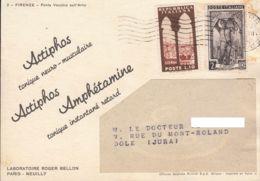 "ITALIE -  ""dear Doctor Card"" -  Actiphos - Amphétamine - 1946-.. République"