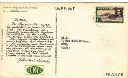 """ASCENSION - """"dear Doctor Card"""" -  Ionyl - Voilier - Ascension (Ile De L')"""