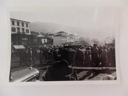 Photographie à Funchal (Madère) Le Départ Des Excursions. - Places