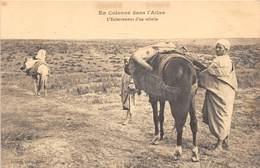MAROC - En Colonne Dans L'Atlas - L'enterrement D'un Rebelle - Morocco