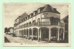 CARNAC PLAGE Hôtel Des ROCHERS - Carnac