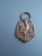 Belle Médaille Commémorative REPUBLIQUE FRANCAISE GUERRE 1939-1945 - Army