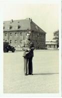 Foto/Carte Photo. Militaria. Militaire Et Caserne. A Situer. - Guerre, Militaire