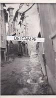 MUR DE BARREZ Années 1930 - Photo Originale D'une Rue, Une Boulangerie, Spécialiste De Fouace ( Aveyron ) - Lieux